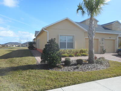 Brevard County Townhouse For Sale: 6409 Van Ness Drive