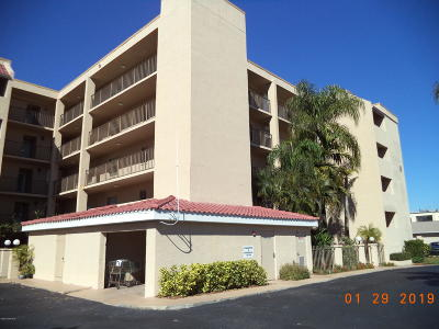Cape Canaveral Condo For Sale: 201 International Drive #651