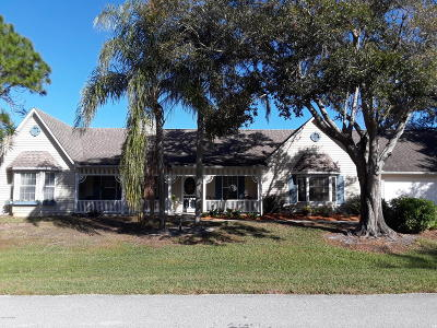 Palm Bay Single Family Home For Sale: 241 Narragansett Street NE