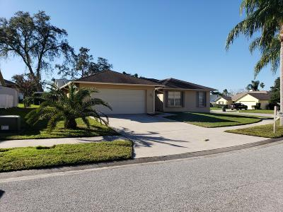 Titusville Single Family Home For Sale: 1385 Muirfield Drive