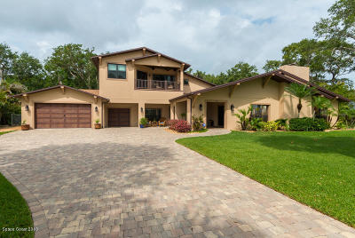 Rockledge Single Family Home For Sale: 2133 Rockledge Drive