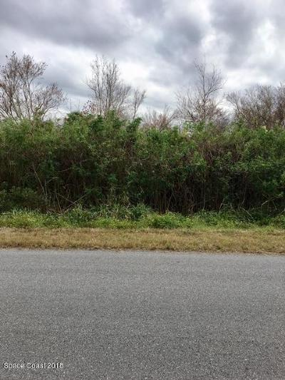 Cocoa Residential Lots & Land For Sale: 3625 Erie Street