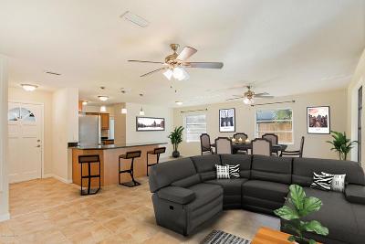 Rockledge Single Family Home For Sale: 1120 El Dorado Drive