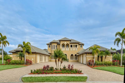 Brevard County Single Family Home For Sale: 3012 Bellwind Circle