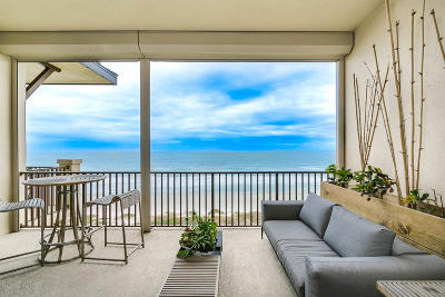 Indialantic Condo For Sale: 755 N Highway A1a #408