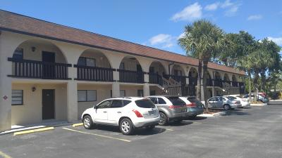 Merritt Island Rental For Rent: 205 Palmetto Avenue #307