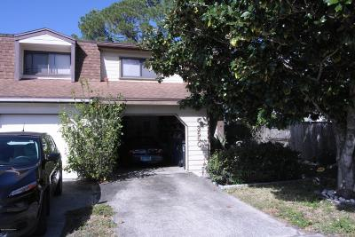 Titusville Townhouse For Sale: 3660 Barna Avenue