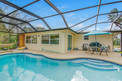 Melbourne Beach Single Family Home For Sale: 274 Beverly Court