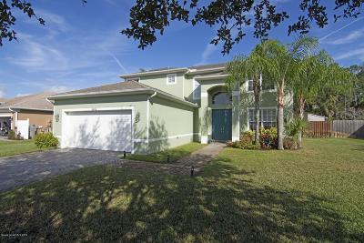 Vero Beach FL Single Family Home For Sale: $325,000