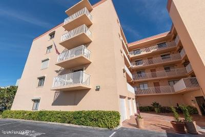 Cocoa Beach Condo For Sale: 1525 S Atlantic Avenue #401