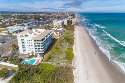 Satellite Beach Condo For Sale: 275 Highway A1a #203