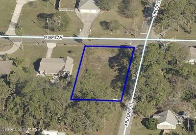 Melbourne Residential Lots & Land For Sale: 4215 Miami Avenue
