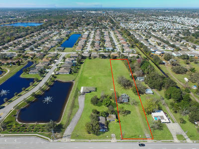 Melbourne Residential Lots & Land For Sale: 3050 Dairy Road