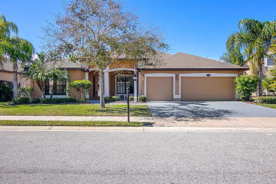 Merritt Island FL Single Family Home For Sale: $365,900