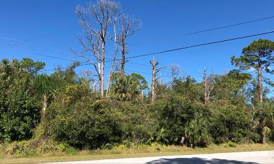 Cocoa Residential Lots & Land For Sale: 6510 Corsica Boulevard
