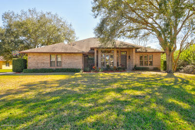 Melbourne Single Family Home For Sale: 3515 Heartwood Lane