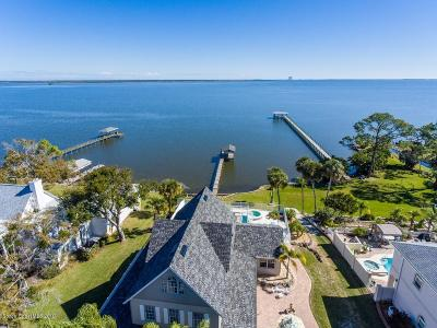 Titusville Single Family Home For Sale: 803 Indian River Avenue