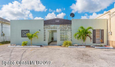 Multi Family Home For Sale: 2317 N Cocoa Boulevard