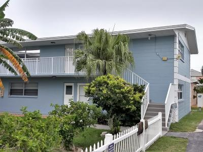 Cape Canaveral Condo For Sale: 302 Lincoln Avenue #8