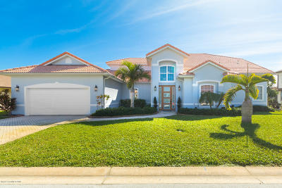 Merritt Island FL Single Family Home For Sale: $859,000