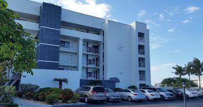 Cocoa Beach Condo For Sale: 190 Seminole Lane #101
