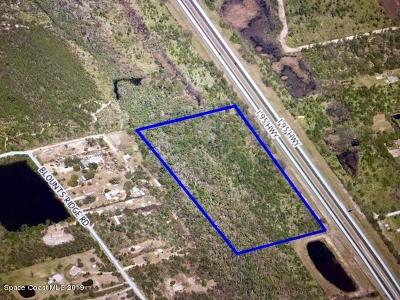 Brevard County Residential Lots & Land For Sale: Not Assigned
