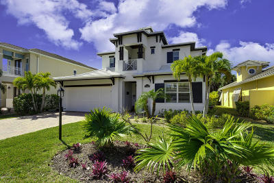 Melbourne Beach FL Single Family Home For Sale: $828,000