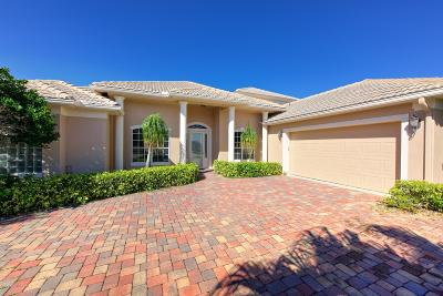 Cocoa Beach Single Family Home For Sale: 13 Cove View Court