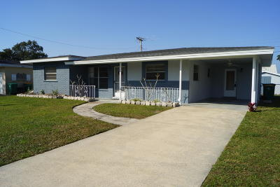 Melbourne FL Single Family Home For Sale: $164,900
