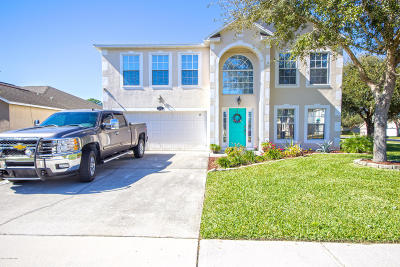 Titusville Single Family Home For Sale: 2210 Savannah Boulevard