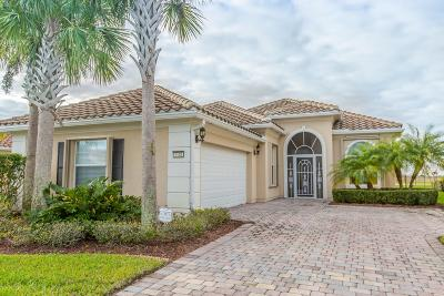 Palm Bay Single Family Home For Sale: 3548 Plume Way SE