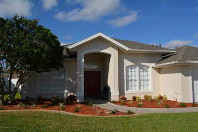 Rockledge Single Family Home For Sale: 4174 San Ysidro Way