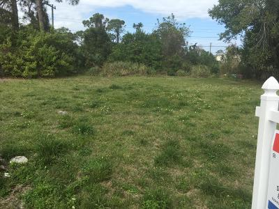 Cocoa Residential Lots & Land For Sale: 516 Bowman Boulevard