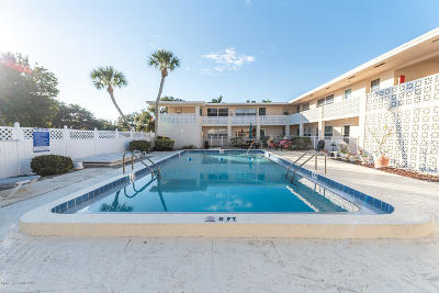 Cocoa Beach Condo Backups: 350 Woodland Avenue #2