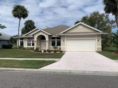Merritt Island Single Family Home For Sale: 470 Indian Bay Boulevard