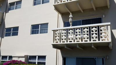Cape Canaveral Condo For Sale: 223 Columbia Drive #209