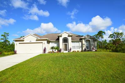 Palm Bay Single Family Home For Sale: 959 Weslaco Street SE