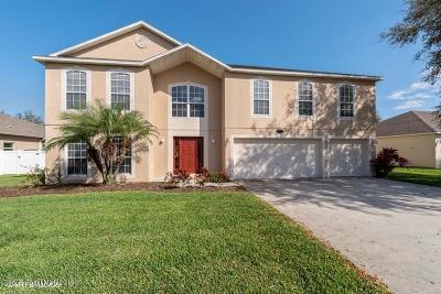 Titusville Single Family Home For Sale: 632 L M Davey Lane