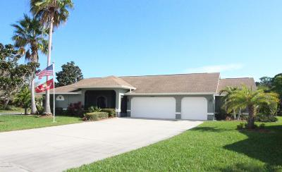 Melbourne Single Family Home For Sale: 1439 Patriot Drive