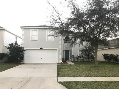 Fairmont Single Family Home For Sale: 3083 Chica Circle