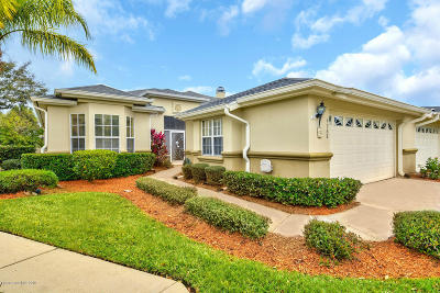 Rockledge Half Duplex For Sale: 4768 Parkstone Drive