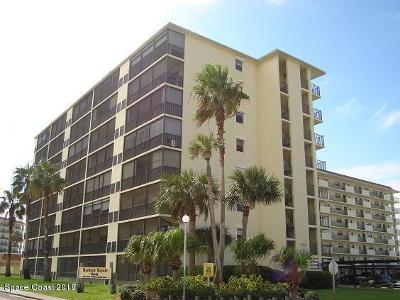 Indian Harbour Beach Rental For Rent: 500 Palm Springs Boulevard #108