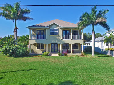 Merritt Island Single Family Home For Sale: 1840 Mili Avenue