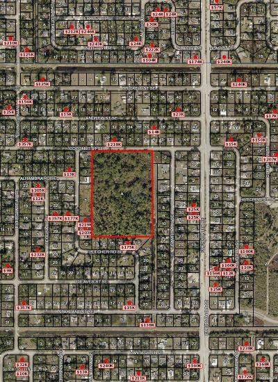 Residential Lots & Land For Sale: Coconut Street SE