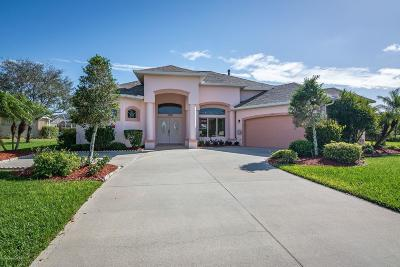 Rockledge Single Family Home For Sale: 1250 Starling Way