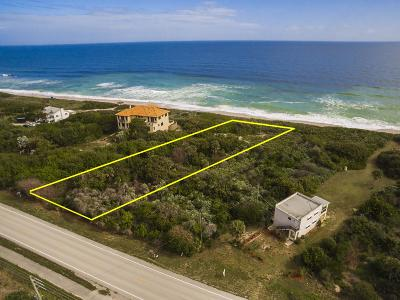 Melbourne Beach Residential Lots & Land For Sale: 8545 Highway A1a