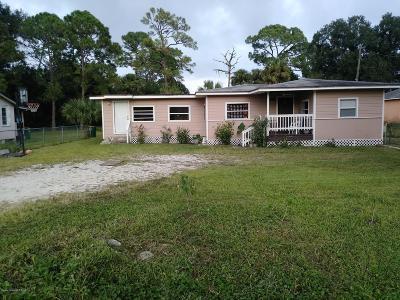Cocoa Multi Family Home For Sale: 310 Pine Avenue