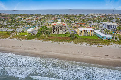 Indialantic, Melbourne, Melbourne Beach, Satellite Beach, Cocoa Beach, Cape Canaveral Condo For Sale: 545 Garfield Avenue #703