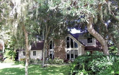 Rockledge Single Family Home For Sale: 52 River Ridge Drive