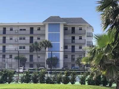 Cocoa Beach Condo For Sale: 1700 N Atlantic Avenue #243